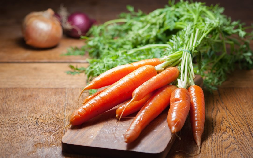 What Kinds of Foods Help to Counteract Toxic Heavy Metals?