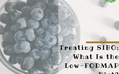 Treating SIBO: What is the Low FODMAP Diet?