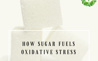 How Sugar Fuels Oxidative Stress