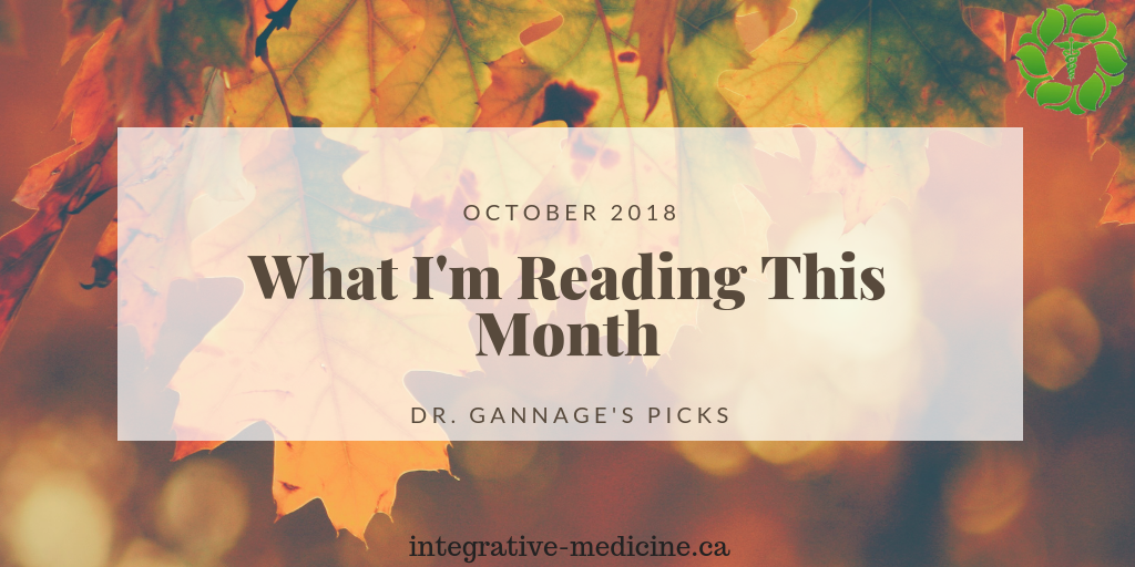 What I'm Reading This Month: Omega-3 & Anxiety, Intermittent Fasting & Diabetes, and Bioaccumulation of Glyphosate
