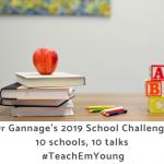 Dr. Gannage School Challenge 2019