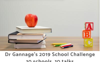 Dr. Gannage's School Challenge 2019