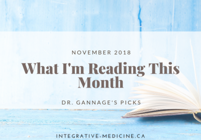 What I'm Reading This Month: Long Term Effects of Lead, Sleep & Screen Time, and Gut Bacteria In The Brain