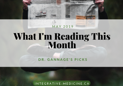 What I'm Reading This Month: Fecal Transplants and Autism, Vitamin B Deficiency and Mental Health, and the Latest on Monsanto