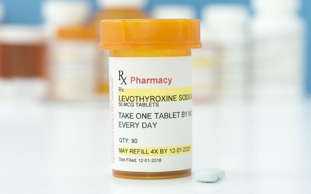 Levothyroxine Thyroid Still Unwell Naturopath
