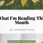 Integrative Medicine Links News Dr. John Gannage