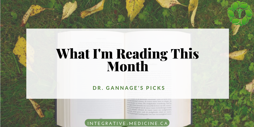 What I'm Reading This Month: Signs of Gluten Sensitivity, Green Cleaning Products, and an Update on TACT