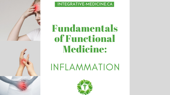 Fundamentals of Functional Medicine: Understanding Inflammation