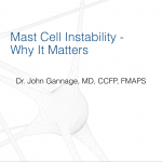 mast cell instability